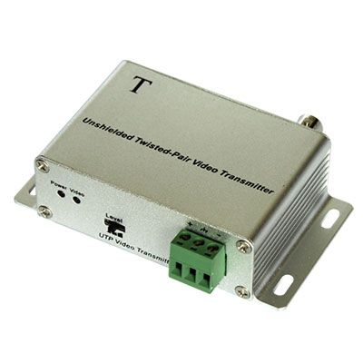 HY-111T Single channel active video transmitter.